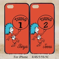 Things1 and Things 2,Best Friend,Phone Case,iPhone 5s/ 5c / 5 /4S/4 ,Samsung Galaxy S3/S4/S5/S3 mini/S4 mini/S4 active/Note 2/Note 3