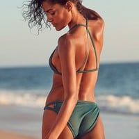 Out From Under Triangle Racerback Bikini Top | Urban Outfitters