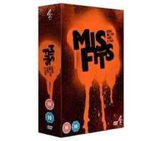 Misfits: Series 1 - 4 Box Set
