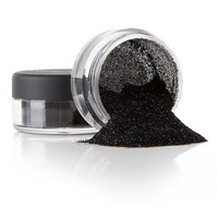 Coastal Scents: Glitter Powder in Black Out by Coastal Scents