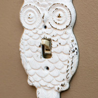 ModCloth Owls Owl Lights Out Switch Plate Cover