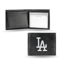 MLB Los Angeles Dodgers Leather Billfold FREE SHIPPING!