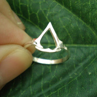 Assassin Symbol Ring - Video Game Jewelry for Gamer Geek - Easter, Mother's Day & Spring Gift