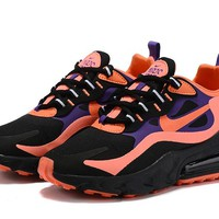 HCXX 19Sep 300 Nike Air Max 270 React Breathable Sneaker Fashion Casual Running Shoes