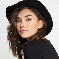Studded Felt Panama Hat | Wet Seal