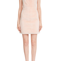 Fendi - Lambskin Cocktail Dress