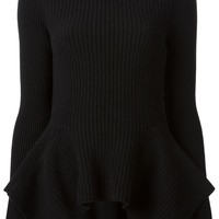 Lanvin ribbed sweater