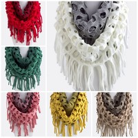 Infinity Scarf  Two Toned