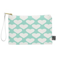 Allyson Johnson Minty Love Pouch