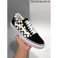 Vans Ward cheap fashion Mens and womens sports shoes