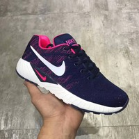 """Nike Lunar Arrarent"" Women Sport Casual Fashion Multicolor Knit Running Shoes Sneakers"