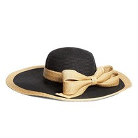 Milan Straw Portrait Hat - Brooks Brothers