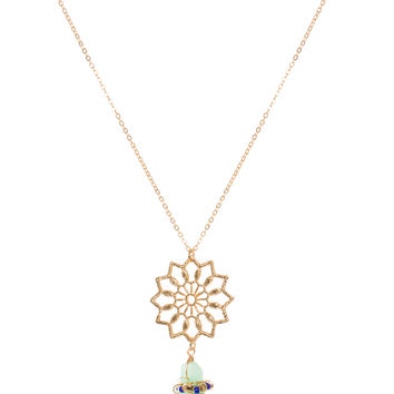 Love Of Mine Necklace - Turquoise