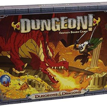 Dungeon! Board Game Dungeons & Dragons BRDGM BOX