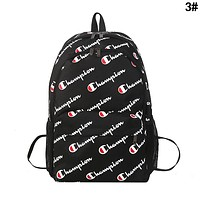 Champion Popular Sport College Shoulder Bag Travel Bag School Backpack 3#