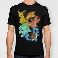 Starters T-shirt by Melissa Smith