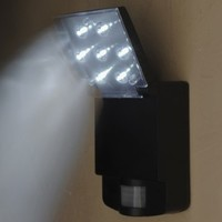 Solar Welcome/Security Light - OUTLET & UNDER $5   Four Corners Direct, Inc.