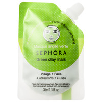 Sephora: SEPHORA COLLECTION : Clay Mask : facial-treatment-masks