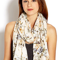 Down-To-Earth Woven Scarf