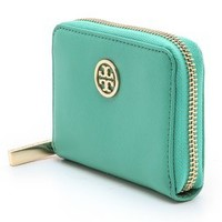 Tory Burch Robinson Zip Coin Case   SHOPBOP   Use Code: EXTRA25 for 25% Off Sale Items