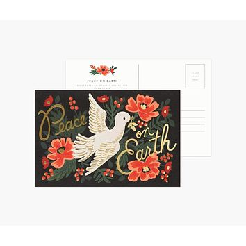 Peace on Earth Postcards - Pack of 10