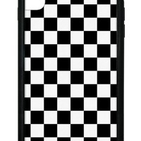 Checkers iPhone Xs Max Case | Black