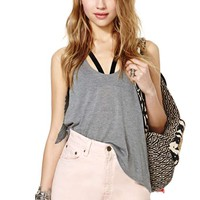 After Party Rampage Short - Blush