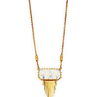 A Peace Treaty - Kikori Pendant Necklace - Saks Fifth Avenue Mobile