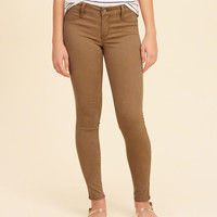 Girls Low-Rise Jean Leggings | Girls Bottoms | HollisterCo.com