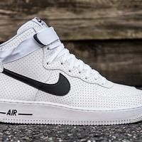 Nike Air Force 1 One Mid All Star Running Sport Casual Shoes AF1 315121 120 Sneakers