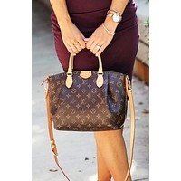 Louis Vuitton LV High Quality Women Shopping Bag Leather Tote Handbag Satchel Bag