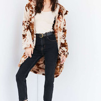 Without Walls Cocoon Tie-Dye Jacket - Urban Outfitters