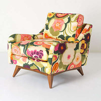 Anthropologie - Zonkers Club Chair
