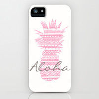 Pink Paradise 2  iPhone & iPod Case by Sunkissed Laughter