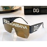 DOLCE&GABBANA  Popular Womens Mens Fashion Shades Eyeglasses Glasses Sunglasses0409