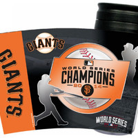 Hunter 2014 World Series Champions San Francisco Giants 16-Ounce Insulated Travel Tumbler
