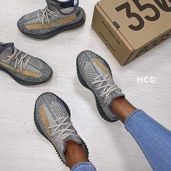 "Adidas Yeezy 350 Boost V2""Israfil""gym shoes"