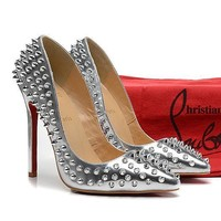 CL Christian Louboutin Fashion Heels Shoes-166