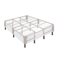 14-inch 2-in-1 Box-Spring Foundation Bed Frame in Full Size