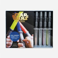 Star Wars Ice Sabers: 30 Chilled Treats Using the Force of Your Freezer Cookbook   Toys & Novelties