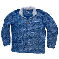 Heathered Sherpa 1/4 Zip
