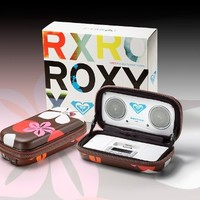 Roxy i-P23 Portable Speaker System for iPhone and iPod