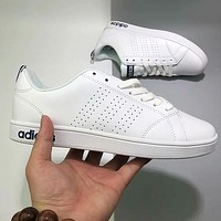 ADIDAS Old Skool Woman Men Fashion Leather Sneakers Sport Shoes