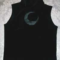 Waning Moon Top