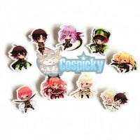 Seraph Of The End - Acrylic Anime Badge CP153124