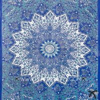 Shopnelo Home Special  Mandala Tapestry Hippie Hippy Wall Hanging , Bedroom special Throw Bedspread Dorm Tapestry Decorative Wall Hanging , Picnic Beach Sheet Coverlet