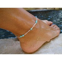 Hot Sale Great Deal Shiny Gift New Arrival Awesome Accessory Strong Character Stylish Handcrafts Anklet Bracelet [6586252103]