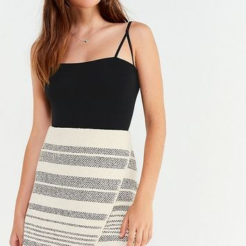 UO Elsa Sweater Wrap Skirt | Urban Outfitters