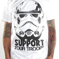 Star Wars T-Shirt - Support Your Troops
