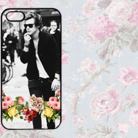 1D One Direction Harry Styles iPhone 4 4s 5 Case Cute Hipster Directioner